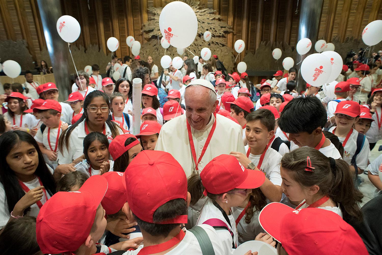 Pope Children