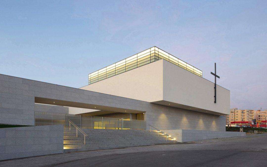 Portugal: Nova igreja de Freamunde é finalista em Prémio Internacional de Arquitetura Sacra (c/fotos)