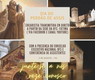 Portugal: Família Franciscana celebra «Dia do Perdão de Assis»