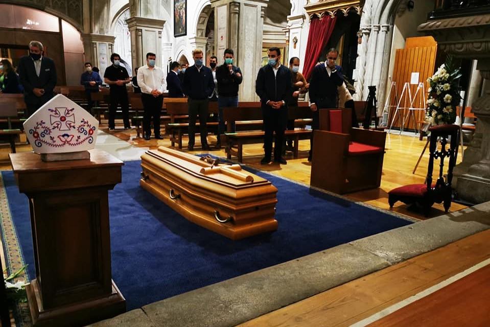 Viana do Castelo: Papa lamenta «trágico acidente» que vitimou D. Anacleto Oliveira, recordado como «autêntica testemunha do Evangelho»
