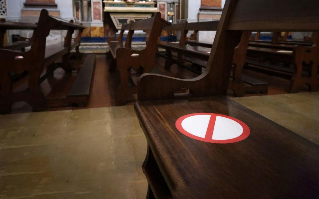 Covid-19: Agravamento da situação exige «restringir ao máximo» qualquer «ocasião de contágio» – Presidente da Conferência Episcopal (c/vídeo)