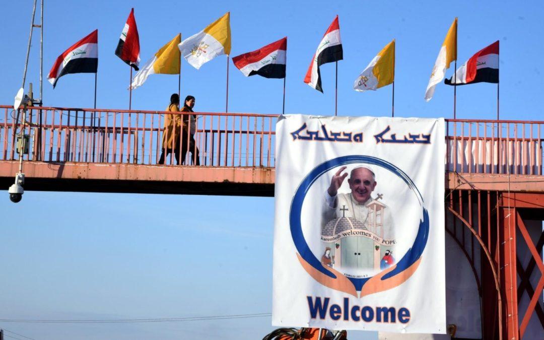 Iraque: Vaticano mantém programa da viagem do Papa, com passagens por localidades destruídas pelo Estado Islâmico