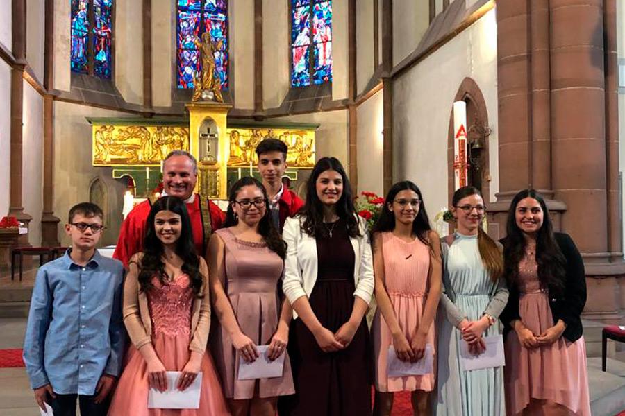 Portugal: Um diácono ao serviço de diocese alemã que acompanha os portugueses – Emissão 11-06-2021