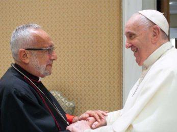 Papa: Francisco escreveu ao Patriarca da Igreja Católica Arménia afirmando comunhão e proximidade com povo da Síria e Líbano
